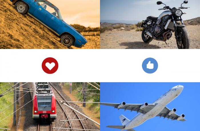 4 images + question + no option text + options under images